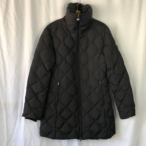Guess Black Light Puffer Jacket